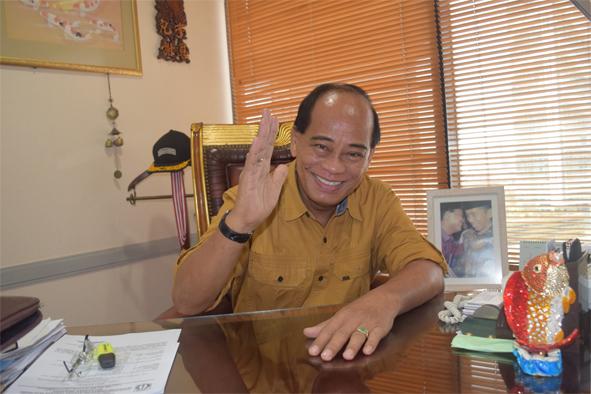 Dr John Palinggi