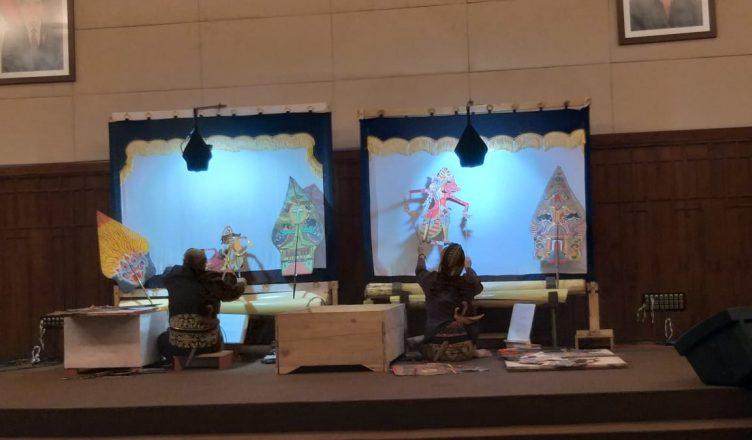 Wayang Sabda Dalam Perayaan HUT PGI Ke 69